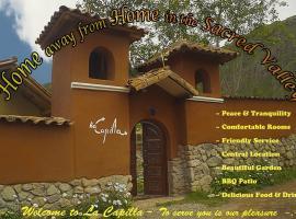 La Capilla Lodge, Urubamba