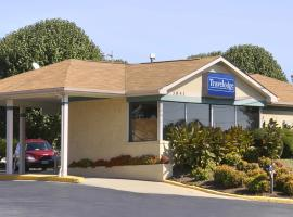 Travelodge Ridgeway Martinsville, Martinsville