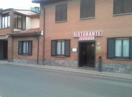 Hotel Ticino Ristorante Chierico, Carbonara al Ticino (Gropello Cairoli yakınında)