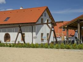 Apartmány Agroklubu na Radosti, Komorovice (Lískovice yakınında)