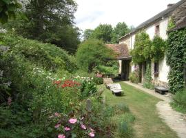 Chambres d'hôtes Le Moulin de Barre, Vigoulant (рядом с городом Nouzerines)
