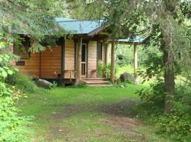 Dawn Chorus Guesthouse, Kispiox
