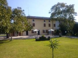 B&B da Manu e Michi, Carlino (San Giórgio di Nogaro yakınında)