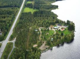 Ristijärven Pirtti Cottage Village, Ристиярви