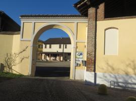Agriturismo Le Risaie, Basiglio (Siziano yakınında)