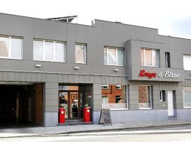 B&B Rouge é Blanc, Ingelmunster (Oostrozebeke yakınında)