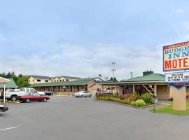 Corvallis Budget Inn, Corvallis (in de buurt van Philomath)