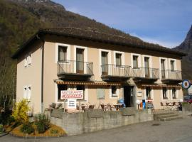 Ristorante Garni Lavizzara, Sornico (Peccia yakınında)