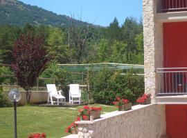 Il Daino, Cansano (Rocca Pia yakınında)