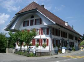 Landgasthof-Hotel Adler, Langnau (Trubschachen yakınında)