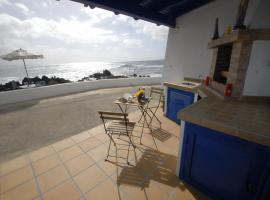 Punta mujeres casitas del mar, Аррьета (рядом с городом Пунта-Мухерес)