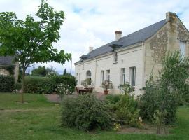 Les Vignes Roses, Restigné (рядом с городом Benais)