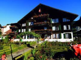 호텔 샬레 스위스