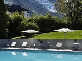 Hôtel Mont-Blanc Chamonix, Шамони-Монблан