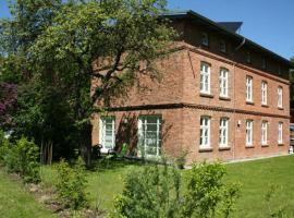 Apartment Klausdorf, Klausdorf Mecklenburg Vorpommern (Prohn yakınında)
