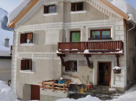Attika Wohnung 7546 Ardez, Ardez