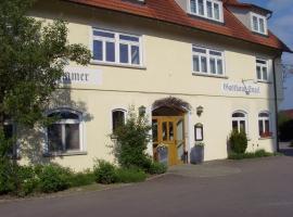Hotel & Restaurant Engel, Herbertingen (Mengen yakınında)