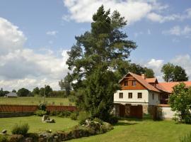 Jonášův Mlýn, Zhoř u Mladé Vožice (Kamberk yakınında)