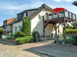 Apartment Bömitz, Bömitz (Zemitz yakınında)