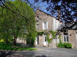 La Bonne Ecole, Les Landes-Génusson (рядом с городом Saint-Martin-des-Tilleuls)