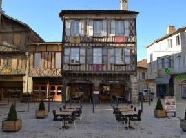 Café de France, Оза (рядом с городом Bretagne-d'Armagnac)