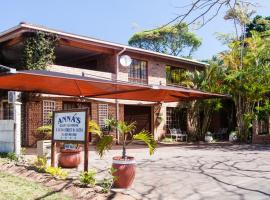 Annas Bed and Breakfast, St. Lucia