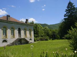 Villa Pradias, Loures-Barousse (рядом с городом Créchets)
