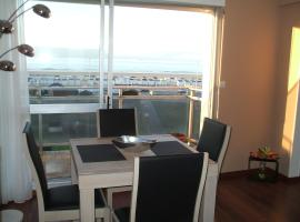 Appartement Violette, Кале (рядом с городом Блерио-Плаж)