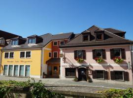 Gasthof Metzgerwirt, Regenstauf (Ekardsreut yakınında)