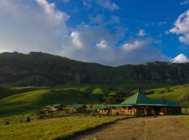 Greenfire Drakensberg Lodge, Bonjaneni