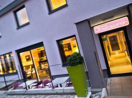 Hotel Mainstation, Frankfurt