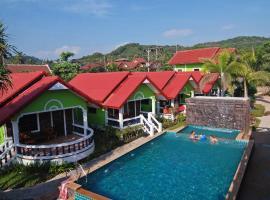 Nature Beach Resort, Koh Lanta