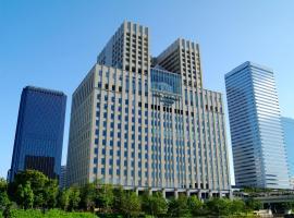 호텔 몬토레 라 스루 오사카