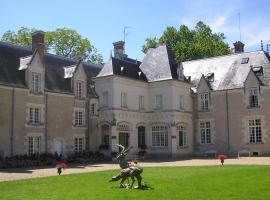 Château De Razay, Сере-ла-Ронд