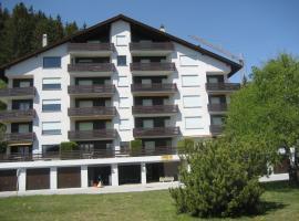 Residence Les Lisieres Sud, Crans-Montana (Mollens yakınında)