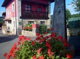 Apartamentos La Quintana de Romillo, Romillo (Llames de Parres yakınında)