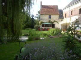 Le Moulin de St Blaise, Chahaignes