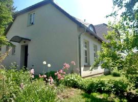 Apartment Peenewiesen, Lüssow (Ranzin yakınında)