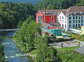 Riverside, Zweidlen (Hohentengen yakınında)