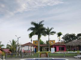 Hotel Boutique & Spa San Antonio del Cerro, Pereira