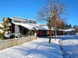 Breckenridge Lodge, Methven