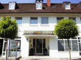 Hotel Aurora garni, Münih (Germering yakınında)