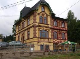 Penzion Stadler, Poutnov