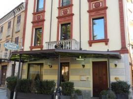 RistHotel Pizzeria Italia, Godiasco (Rocca Susella yakınında)