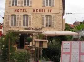 Hôtel Restaurant Henri IV, Оза (рядом с городом Bretagne-d'Armagnac)