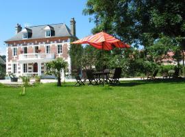 Chambres d'Hôtes Villa Mon Repos, Сент-Обен-Сюр-Си (рядом с городом Offranville)