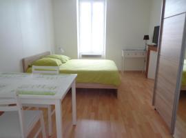Appartement d'Hôtes, Guéret (рядом с городом Saint-Vaury)