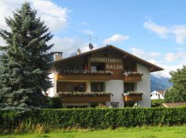 Appartement Sailer, Innsbruck