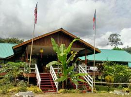 Kinabalu Poring Vacation Lodge