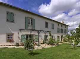 Au bon gre d'hugoline, Blanzac (рядом с городом Rochelimagne)
